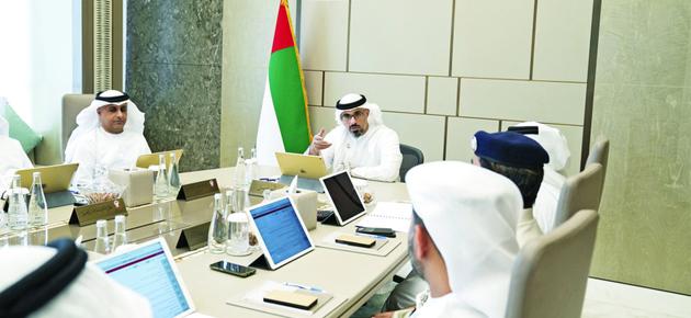 خالد بن محمد بن زايد يدعو إلى مبادرات لتعزيز اللغة العربية