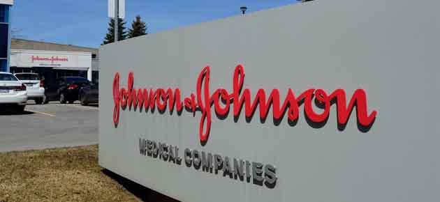 جونسون آند جونسون تكسب 6 مليارات دولار في 3 أشهر