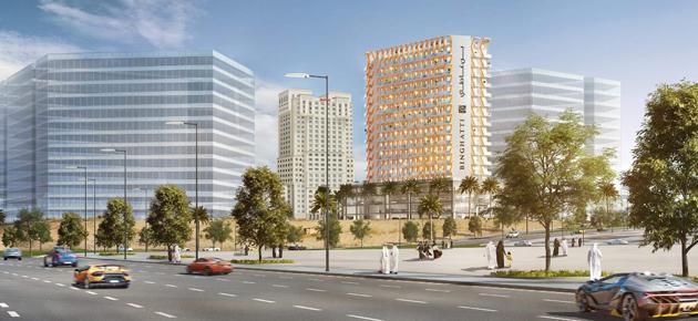شركة بن غاطي للتطوير تطلق مشروعاً سكنياً جديداً بـ600 مليون درهم