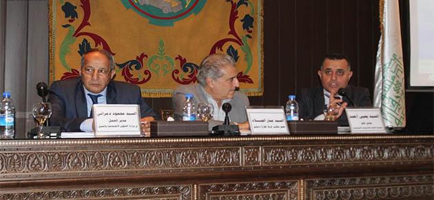 تجارة دمشق: تسجيل عمال في التأمينات كشرط للانتساب إلى الغرف غير منطقي