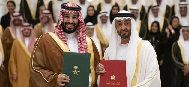 السعودية والإمارات تتفقان على التعاون بعدة مجالات منها الأنشطة الفضائية