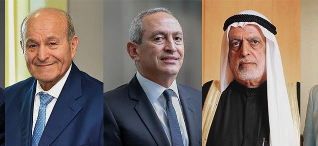 تعرف على قائمة أثرياء العرب في 2020