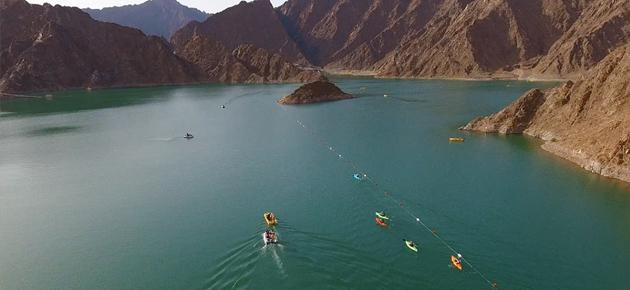 البداية بالأنشطة البحرية.. عودة المنافسات الرياضية في دبي