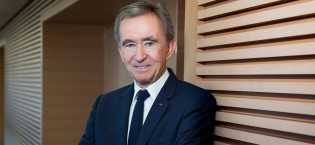 ثروة الملياردير الفرنسي أرنو تقفز بنحو 60 مليار دولار في 6 أشهر