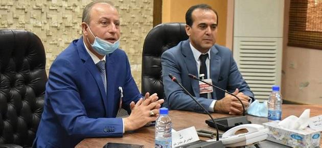 وزير النفط: الأبواب مفتوحة أمام كل الخبرات لمواجهة التحديات