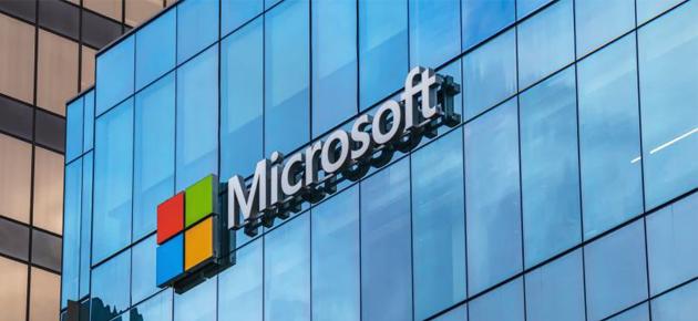 أرباح مايكروسوفت تسجّل 15.4 مليار دولار في 3 أشهر