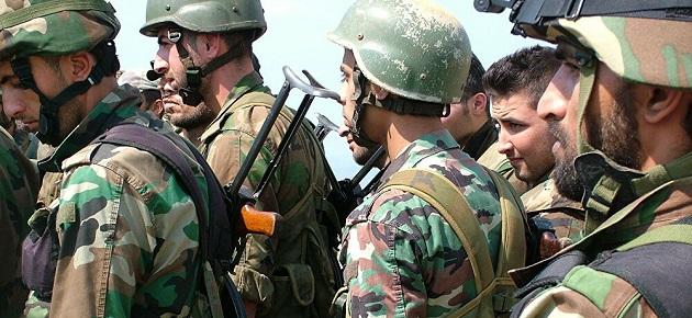 تسريح دفعة من العسكريين الاحتياطيين مطلع كانون الأول المقبل