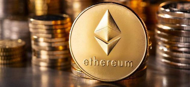 عملة إيثريوم المشفرة فوق 4 آلاف دولار لأول مرة