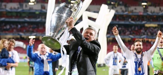 أنشيلوتي يعود إلى ريال مدريد مقابل 6 ملايين يورو سنوياً