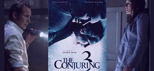 فيلم The Conjuring 3 يجمع 25 مليون دولار في 3 أيام
