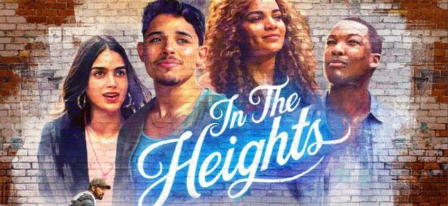 نحو 39 مليون دولار إيرادات فيلم In the Heights في 3 أيام