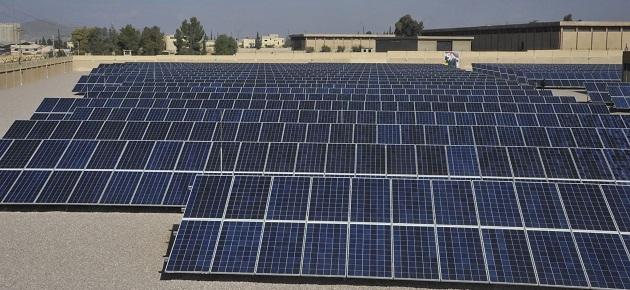 شركة إماراتية تتقدم بمشروع لإنشاء محطة توليد كهروضوئية بريف دمشق