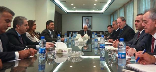 سورية توافق على تمرير الكهرباء الأردنية والغاز المصري إلى لبنان