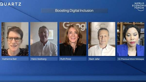 بدر جعفر: التكنولوجيا هي الوسيلة لتغيير التحديات البشرية