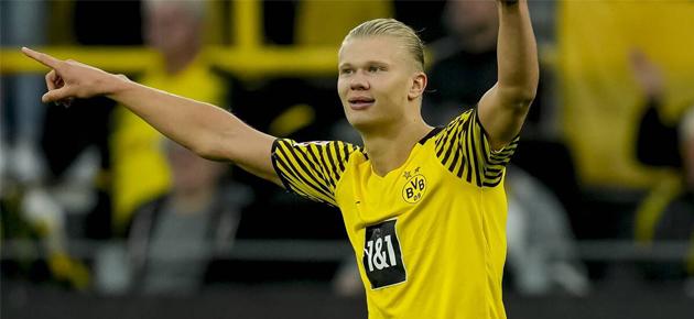 النرويجي هالاند ثاني أغلى لاعبي العالم بـ150 مليون يورو